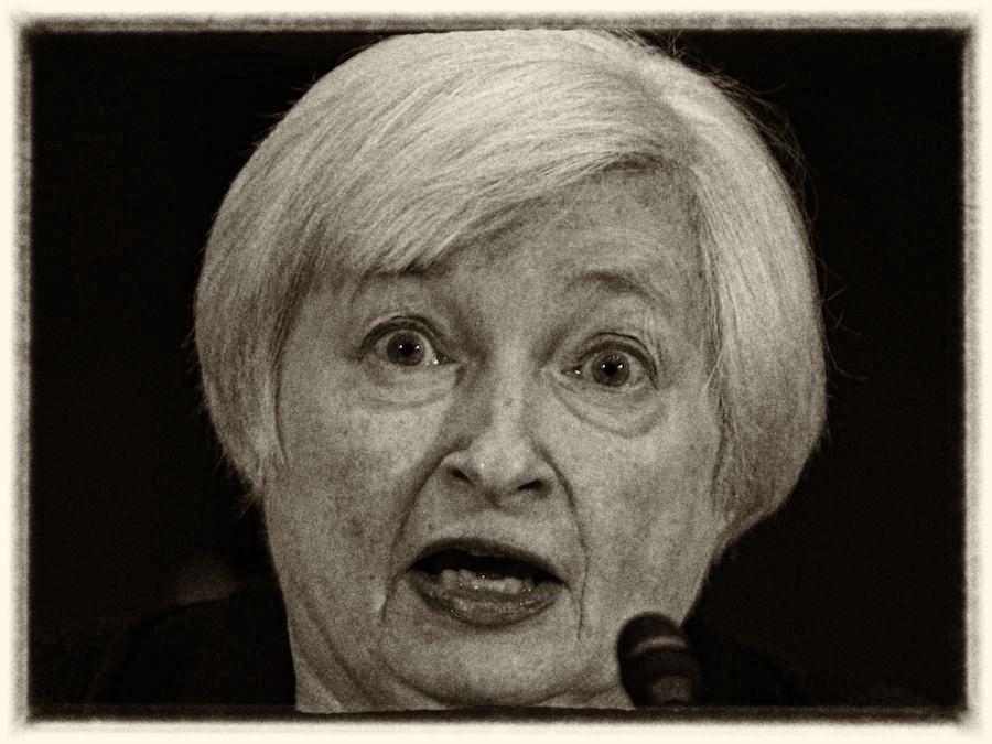 Fed, Janet Yellen: nei prossimi tre anni si gioca al rialzo