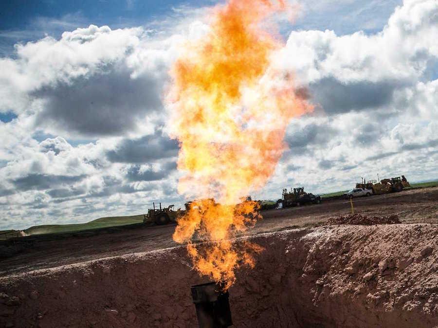 Natural Gas: i prezzi si scontrano con la media a 130 giorni