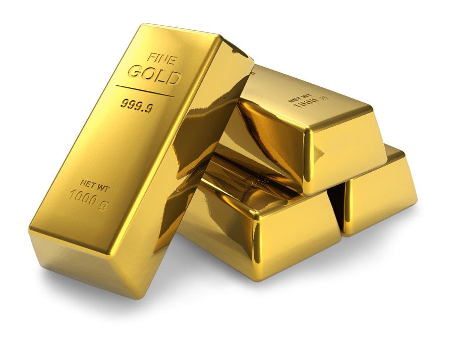 Prezzi di oro e argento in diminuzione, gli investitori acquistano
