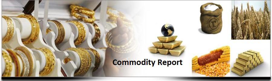 Commodity Report numero 109 del 18 settembre 2017