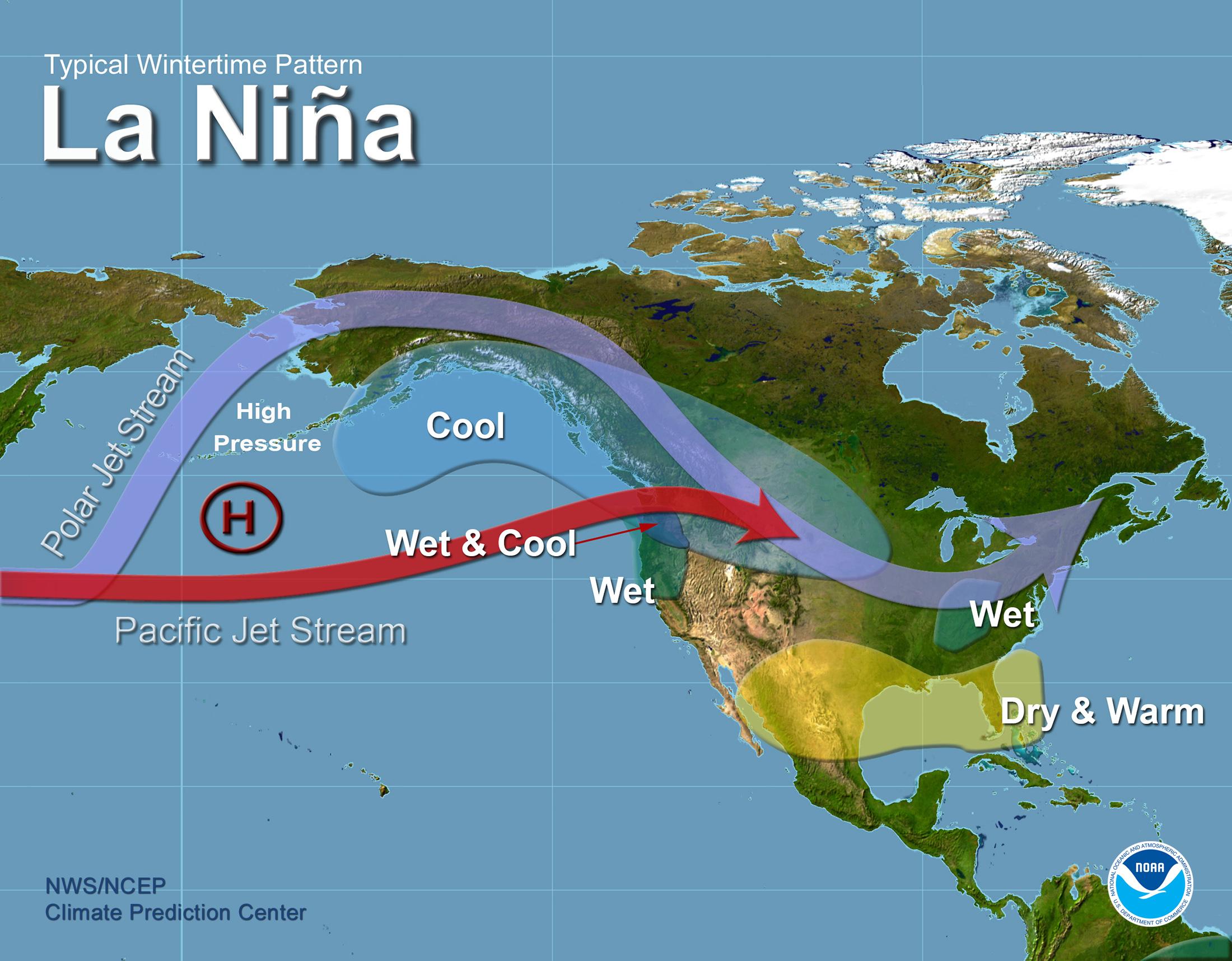 Speciale Meteo: La Nina minaccia il Sud America