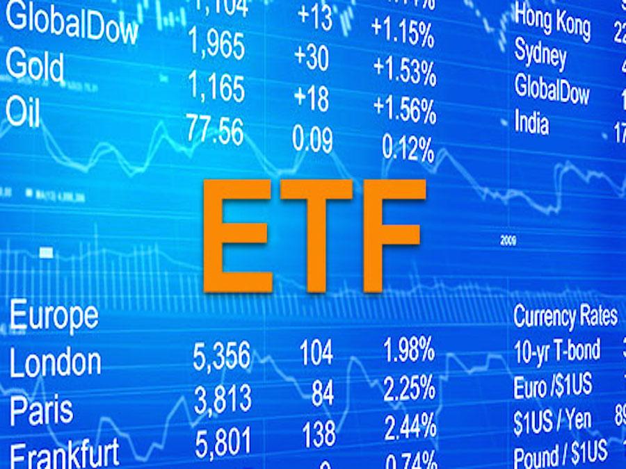 Gli investitori in ETF vedono uno spiraglio nella tempesta azionaria