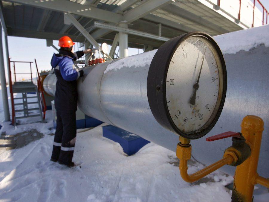 Natural Gas: scorte nel mirino
