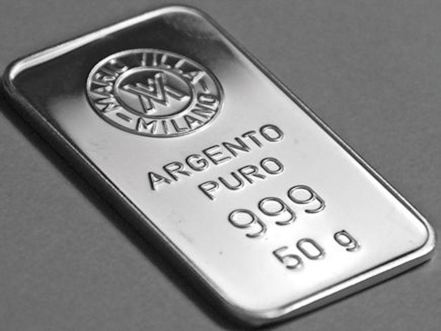 Argento: possibile un ulteriore calo nella richiesta a fini di investimento