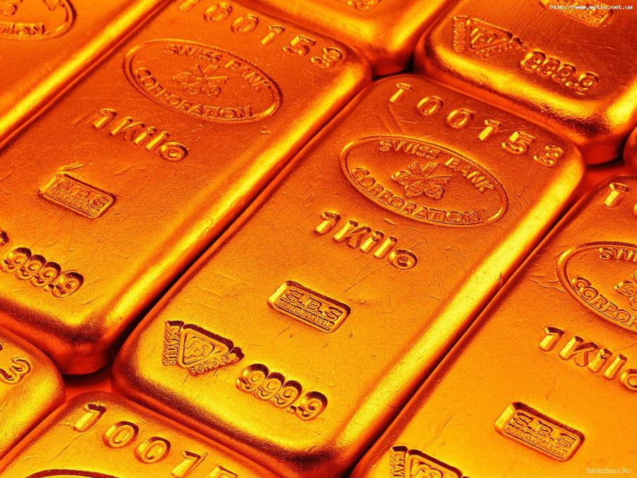 Oro: in corsa verso quota 1500 dollari