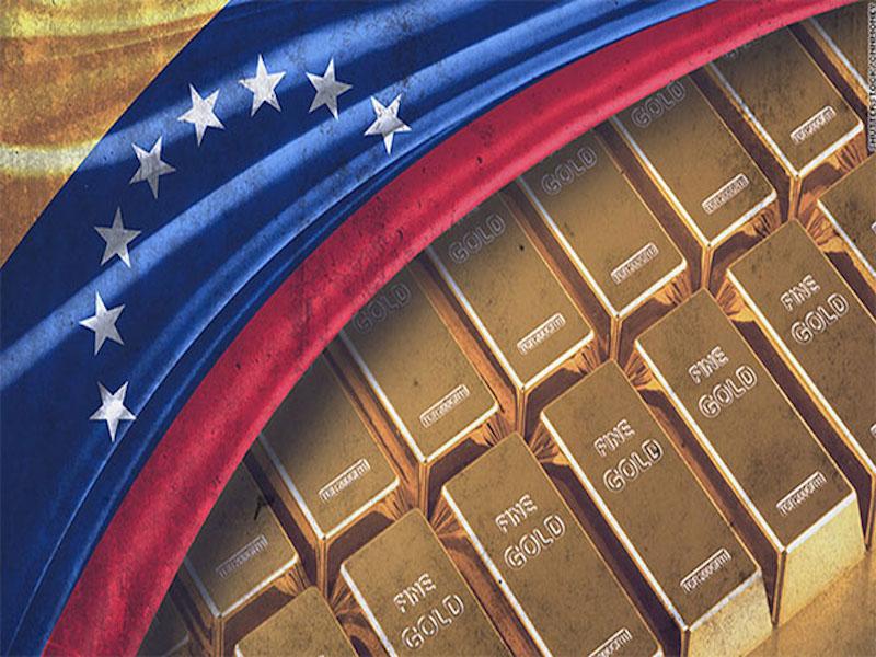 Venezuela: tutto l'Oro di Maduro. E la mafia…