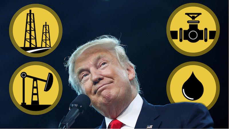 Petrolio: togliete il telefono a Donald Trump. O impeditegli di accedere a Twitter…