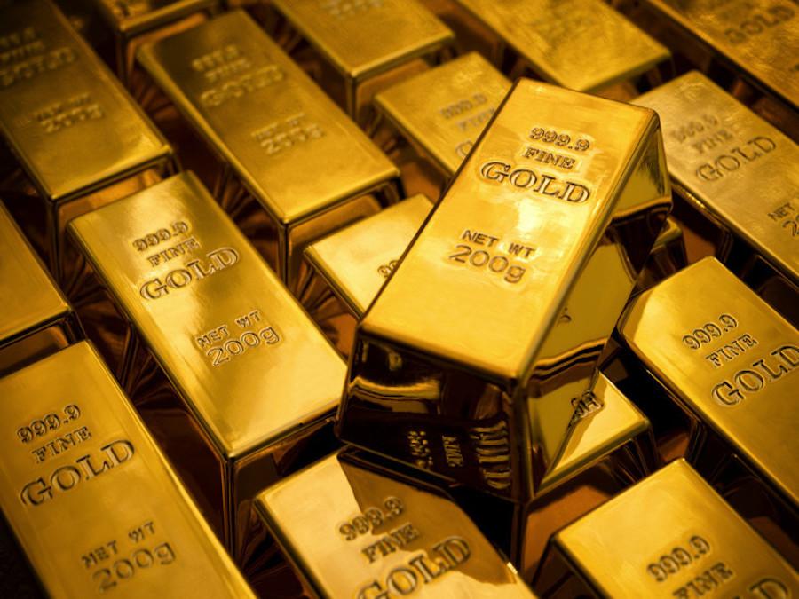 Oro: i prezzi secondo Elliott