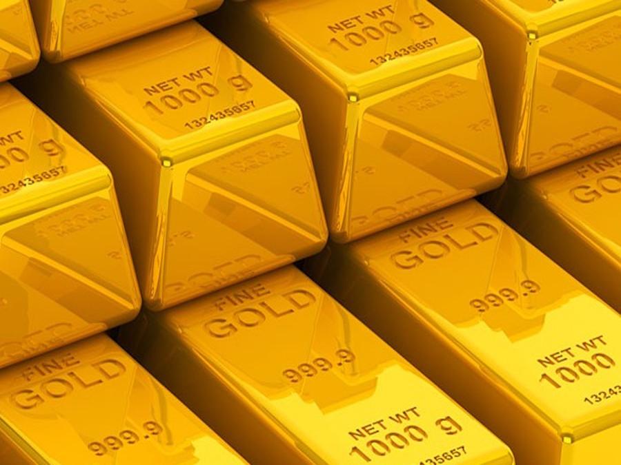 Oro: il miglior anno in un decennio